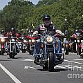Rolling Thunder Run No3 by B Christopher