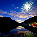 Rollinsville Yacht Club Fireworks Private Show 52 by James BO Insogna