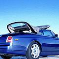 Rolls Royce 6 by Jeelan Clark