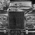Rolls Royce Grill by Jim Smith