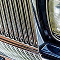 Rolls Royce Headlight And Grille by Robert Grant
