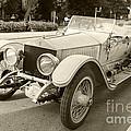 Rolls Royce Silver Ghost  by Rob Hawkins