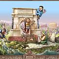Roma I by Odysseas Stamoglou