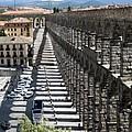 Roman Aqueduct II by Farol Tomson