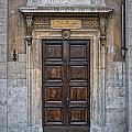 Roman Doors by Antony McAulay