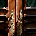 Roman Doors by Joseph Yarbrough