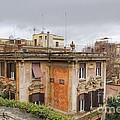 Roman House by Michael Paskvan