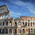 Roman Icon by Joan Carroll
