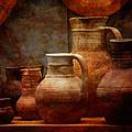 Roman Pots by Richard Unsworth