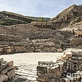 Roman Ruins by Photostock-israel
