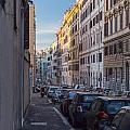 Roman Street by Jannis Werner