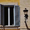 Roman Window by Dany Lison