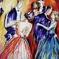 Dance In Romance by Mary Cahalan Lee- aka PIXI