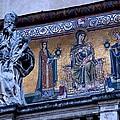 Romanesque Campanile by Eric Tressler