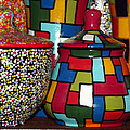 Romanian Colourful Pottery by Marius Mitea