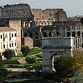 Rome Italy by Anika Kanter