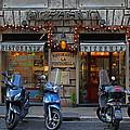 Rome Italy Pizzeria by Joseph Semary