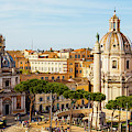 Rome, Italy. Rome, Italy. Piazza Della by Panoramic Images