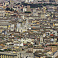 Rome Panorama by F Icarus
