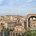 Rome Roman Forum 01 by Antony McAulay