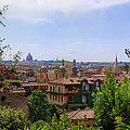 Rome Rooftop by Dany Lison