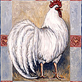 Romeo The Rooster by Linda Mears