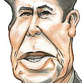 Ronald Reagan by Mark Weldon