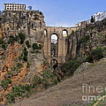 Ronda Spain by Suzanne Oesterling