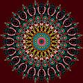 Ronnie Mandala by Joy McKenzie