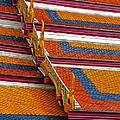Roof Closeup At Grand Palace Of Thailand In Bangkok by Ruth Hager