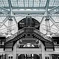 Rookery Building Atrium by Anthony Doudt
