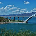 Roosevelt Lake 3 - Arizona by Dany Lison