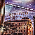 Roosevelt Retro by Mark David Gerson