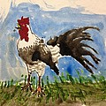 Rooster by David Heid