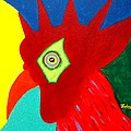 Rooster Dude by Jim  Furlong