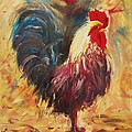 Rooster by Stacey Pollio