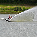 Rooster Tail by Susan Leggett