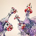 Roosters by Panolamani  Holdings