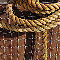 Rope And Net by Carlos Caetano