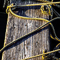 Rope And Wood Sidelight Textures by Marty Saccone