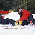 Rope Evac by Chris Selby