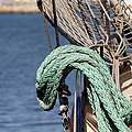 Ropes And Rigging by Michelle Wrighton