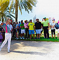 Rory Mcilroy - The Third Round Of The Omega Dubai Desert Classic by Don Kuing