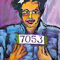 Rosa Parks by Les Leffingwell