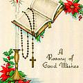 Rosary Good Wishes by Munir Alawi