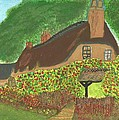 Rose Cottage by Tracey Williams