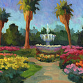 Rose Garden by Diane McClary