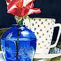 Rose by Vera Lysenko