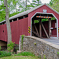 Rosehill Covered Bridge by Guy Whiteley