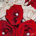 Roses And Diamonds by Mae Wertz